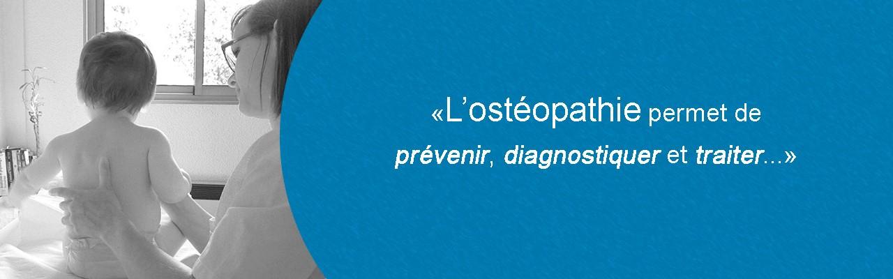 L'ostéopathie pour tous !