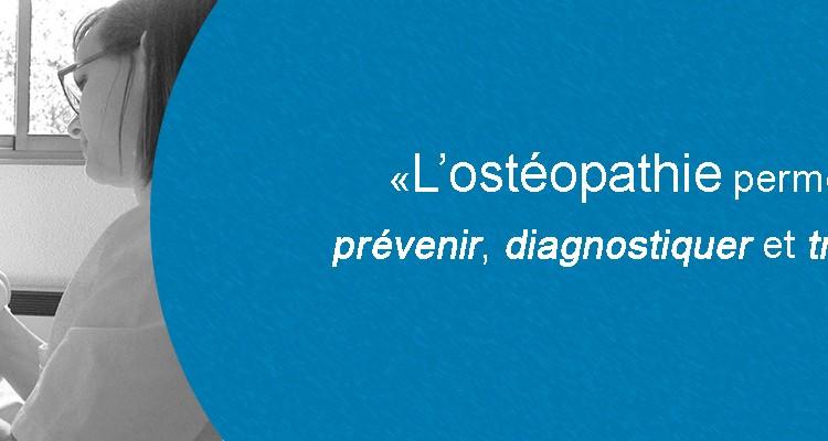 ostéopathie bienfaits